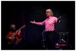 Raúl Barboza Trío en Buenos Aires