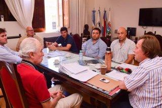 Transportistas de micros se interiorizaron sobre el proyecto de la nueva Terminal de Ómnibus de Paraná