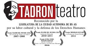 Nueva convocatoria a elencos y dramaturgos. 12° Ciclo &#34Teatro x la Justicia&#34