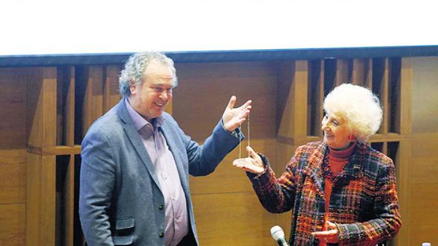 El Equipo Argentino de Antropología Forense festejó sus 35 años