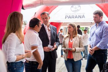 Comenzó la entrega de la Tarjeta Alimentaria en Paraná