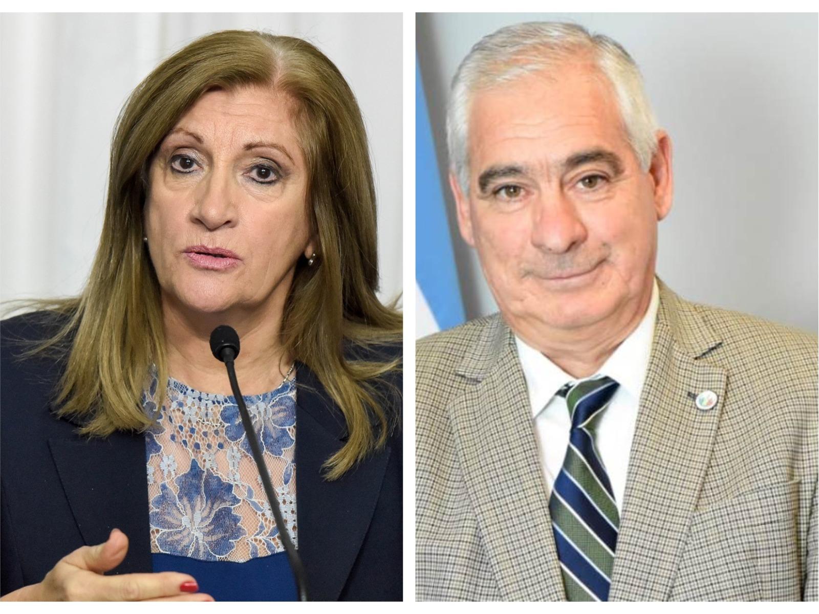La Ministra Romero y el Defensor General discreparon sobre los abusos policiales