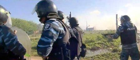 El Cels y Serpaj denunciaron la represión policial a las familias de Guernica