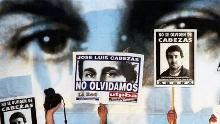"""Gladys Cabezas sobre el crimen de José Luis: """"lo asesinaron por hacer su trabajo"""""""