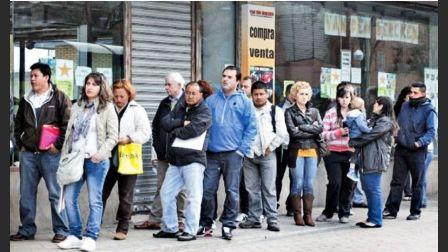 Sube la desocupación en el Gran Paraná y ya alcanza los 8,2 puntos